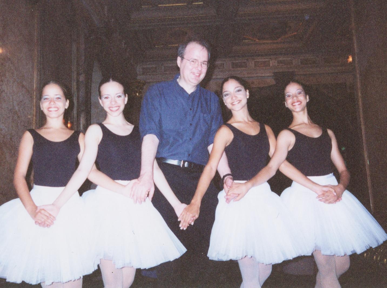 Justin Locke - Dancers