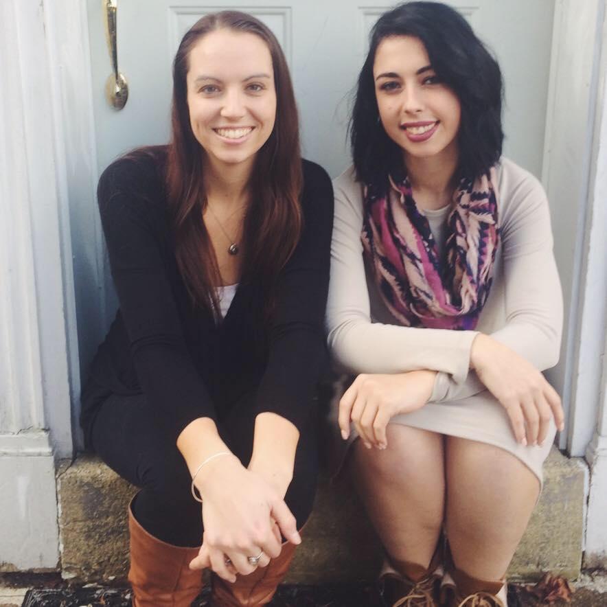 Rachel Angelo & Jenna Faccenda
